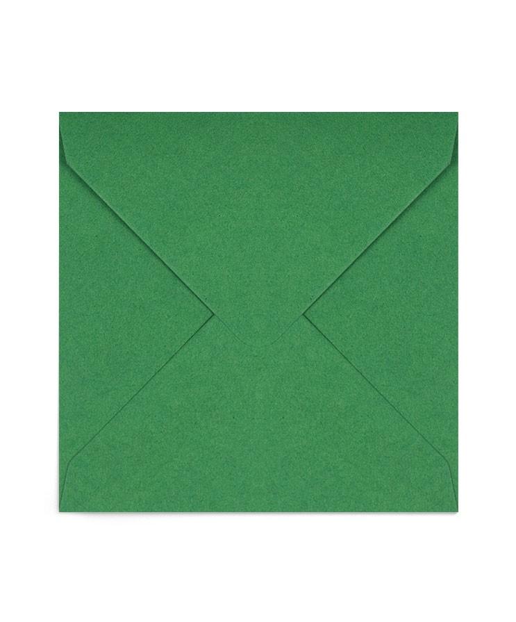 Plic 13x13 verde padure