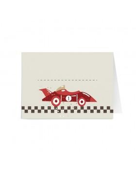 Accesorii Card Vintage Car