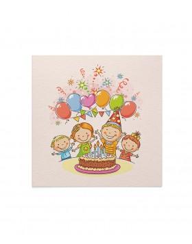 Felicitare Birthday Friends