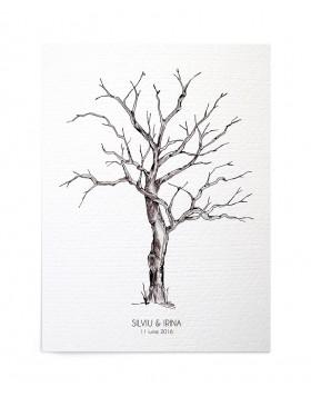 Panou Memory Tree