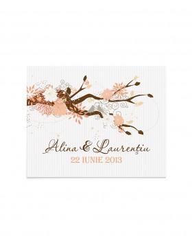 Eticheta Blossom Branch