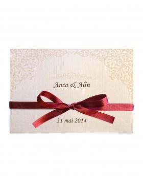 Invitatie de nunta Delicate Lace