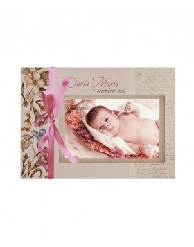 Invitatie Little Flower