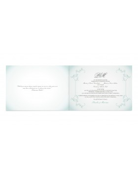 Invitatii de nunta Royal Crest
