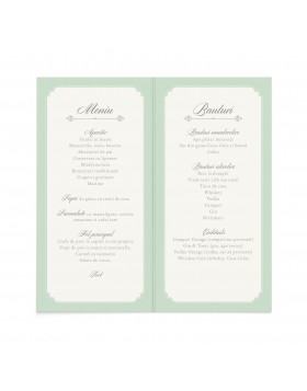 Meniu de nunta Royal Arch