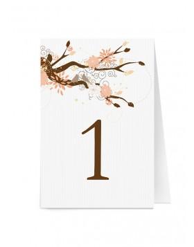Numar de masa Blossom Branch