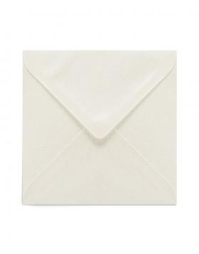 Plic 13x13 alb sidef