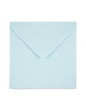 Plic patrat bleu pastel