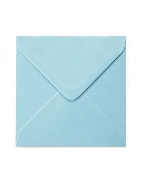 Plic patrat bleu sidef