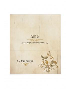 Plic de bani Cartea Nuntii