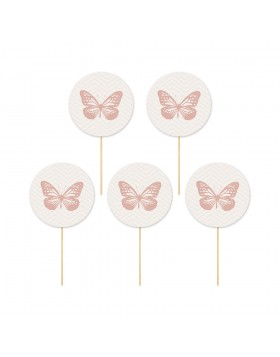Topper Butterfly Love