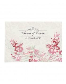 Invitatie Precious Bloom