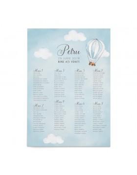 Panou Hot Air Balloon