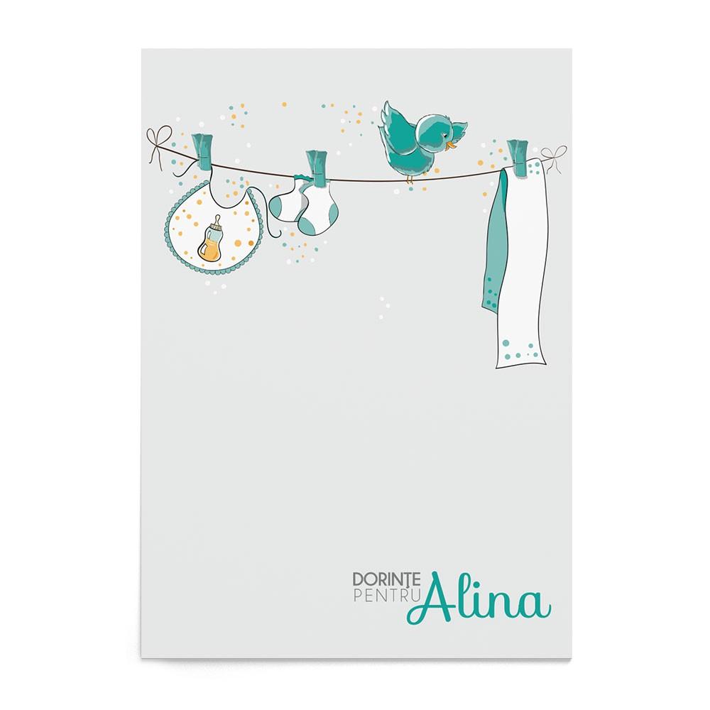 Card de sfaturi Sweet Wishes