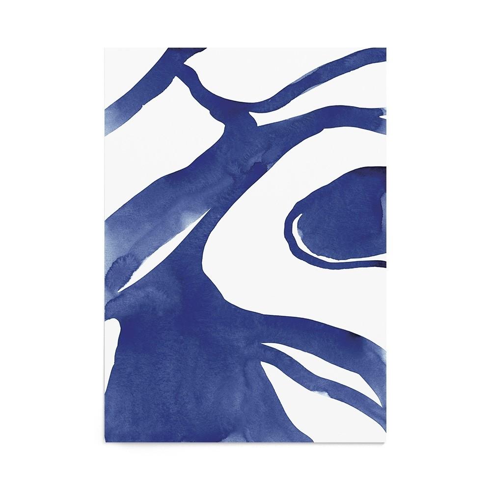 Poster Art Print Azure River