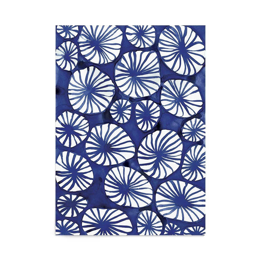 Poster Art Print Sea Anemones