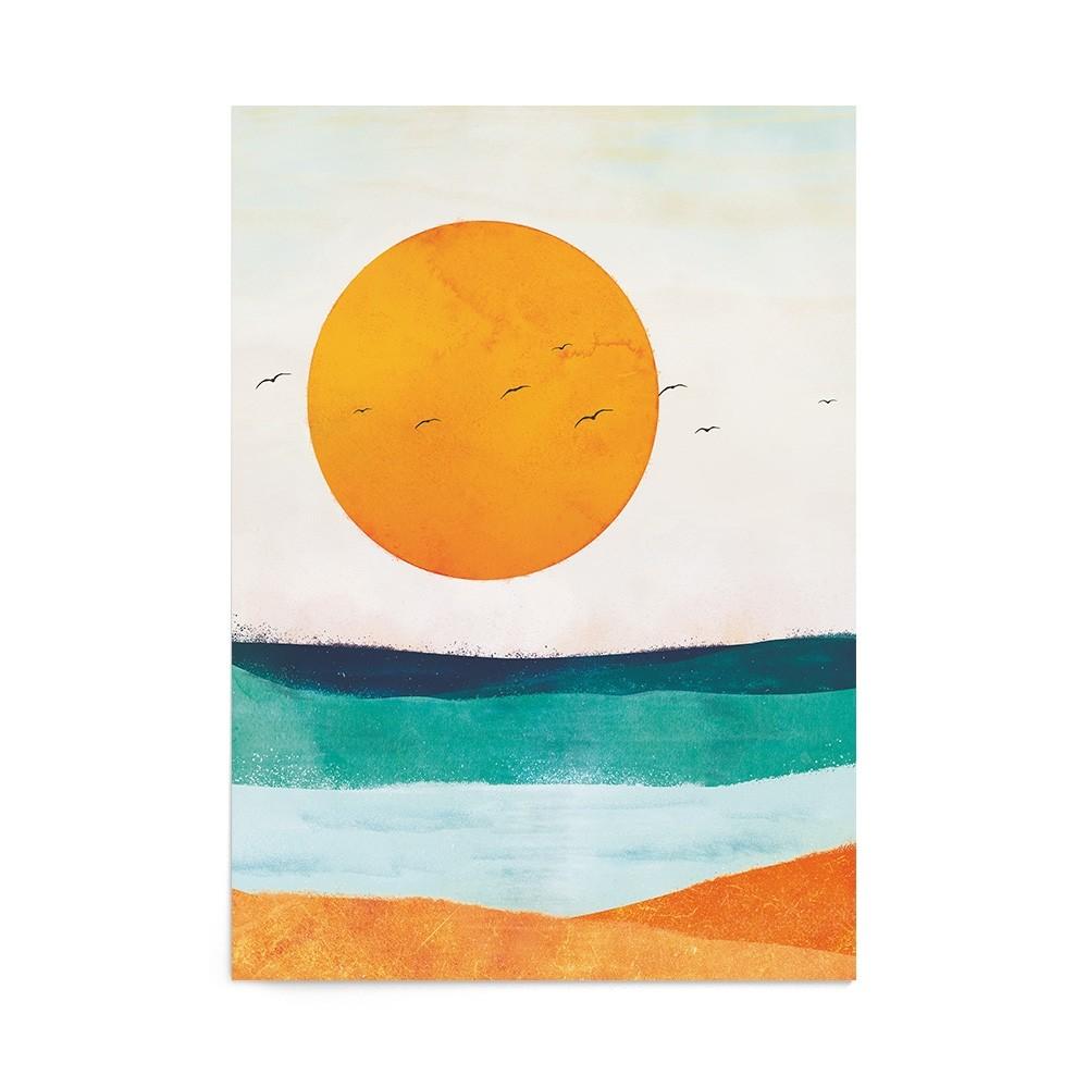 Art Print Summer Mist
