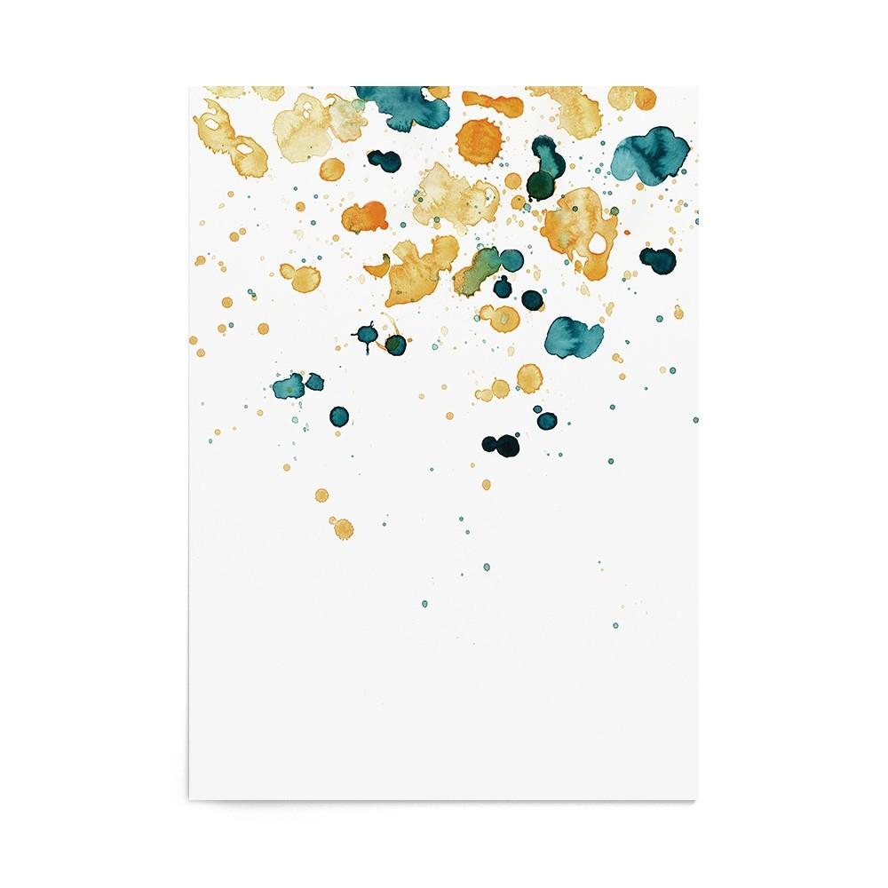 Art Print Sun Splash