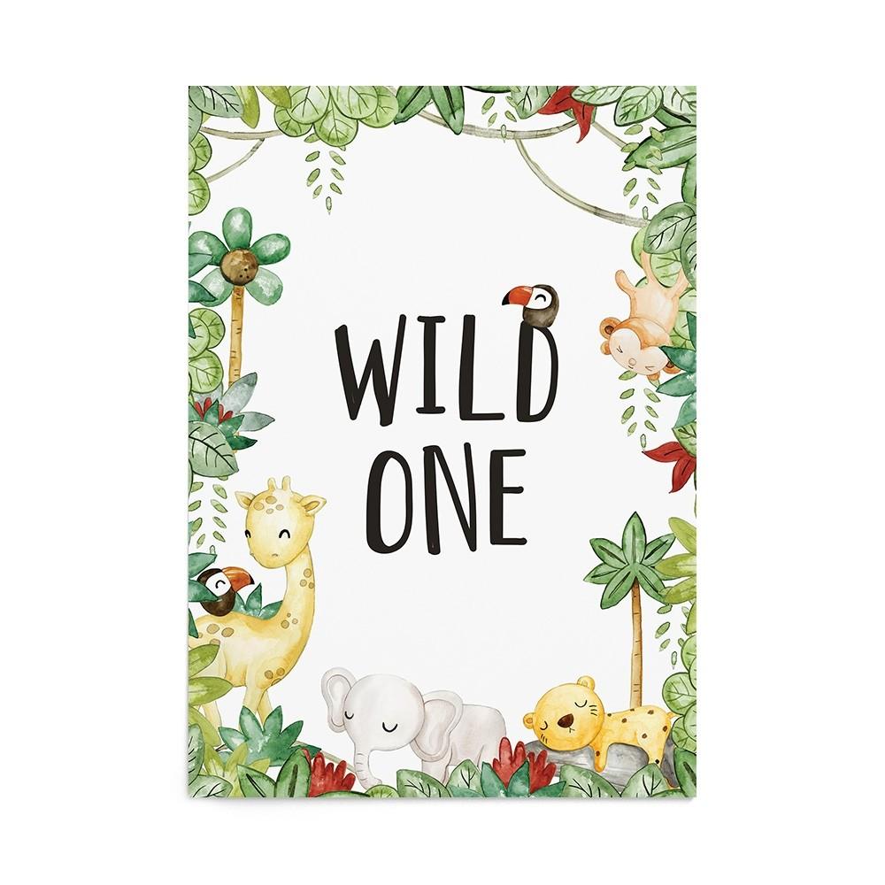 Art Print Wild One