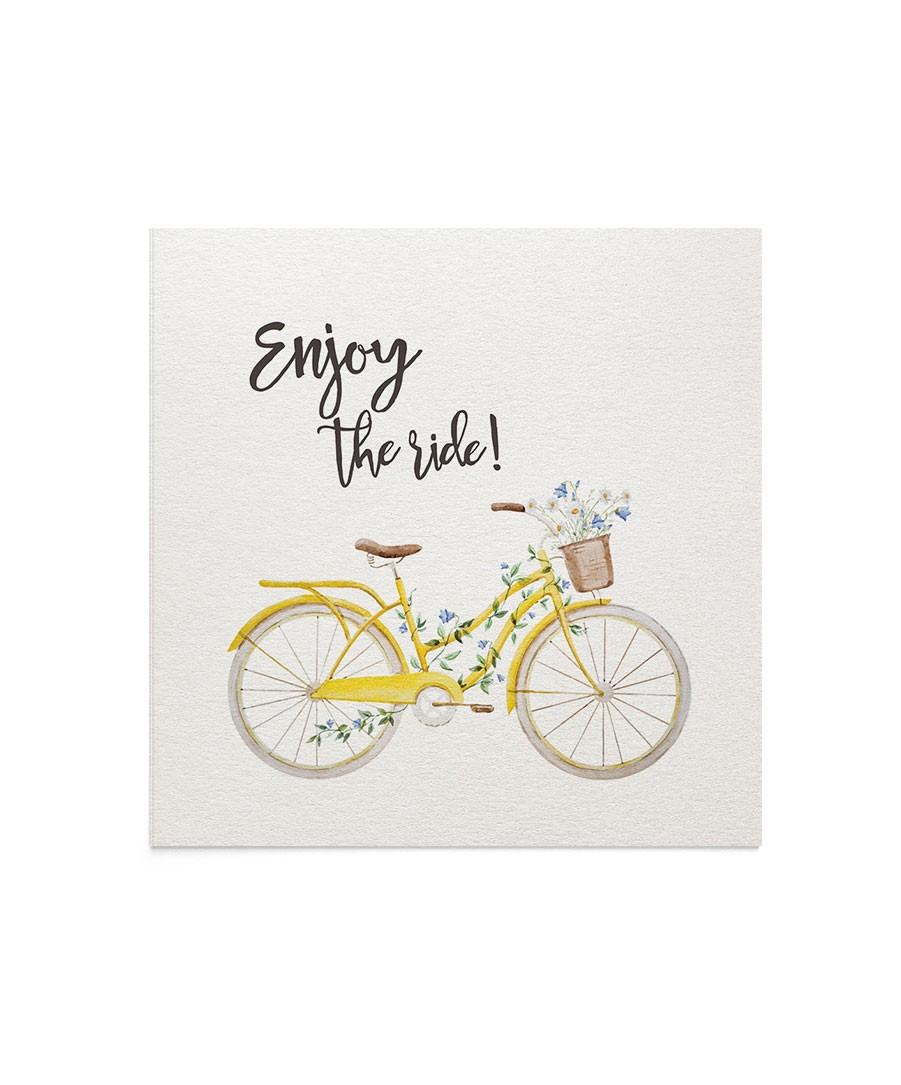 Felicitare Enjoy the Ride