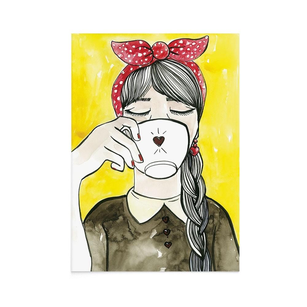 Felicitare 8 Martie Coffee Time