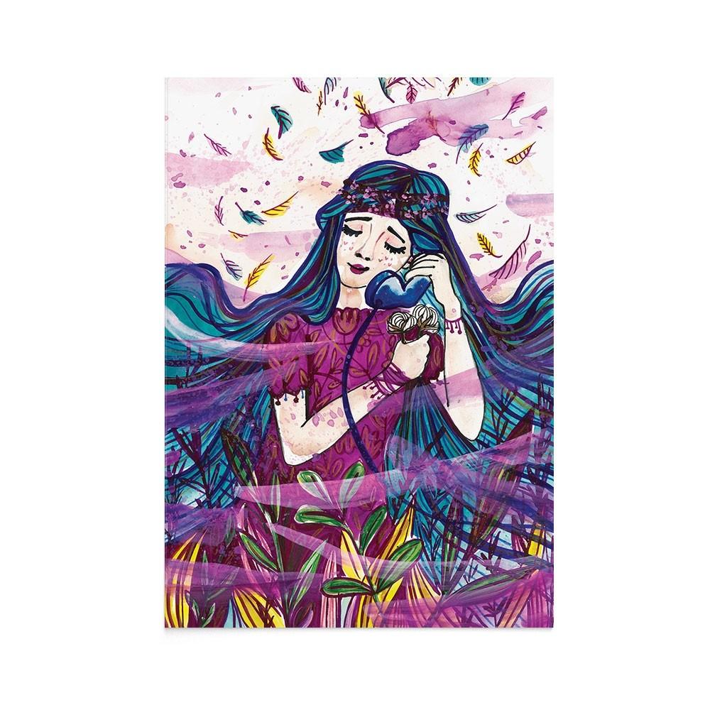 Felicitare 8 Martie Windy Call