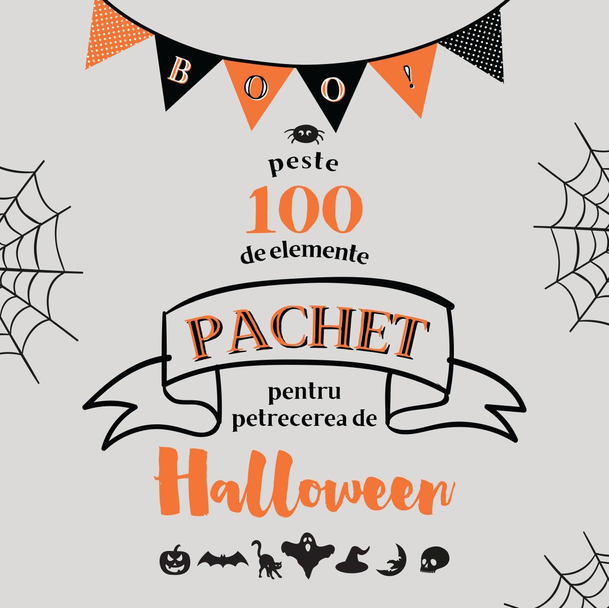 Pachet Accesorii Halloween