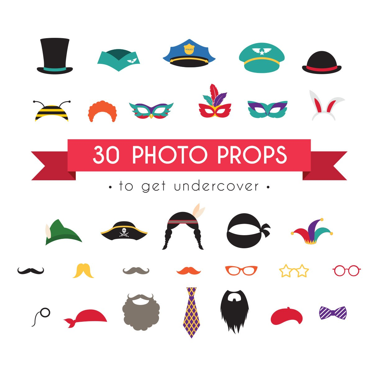 Photo Props Undercover