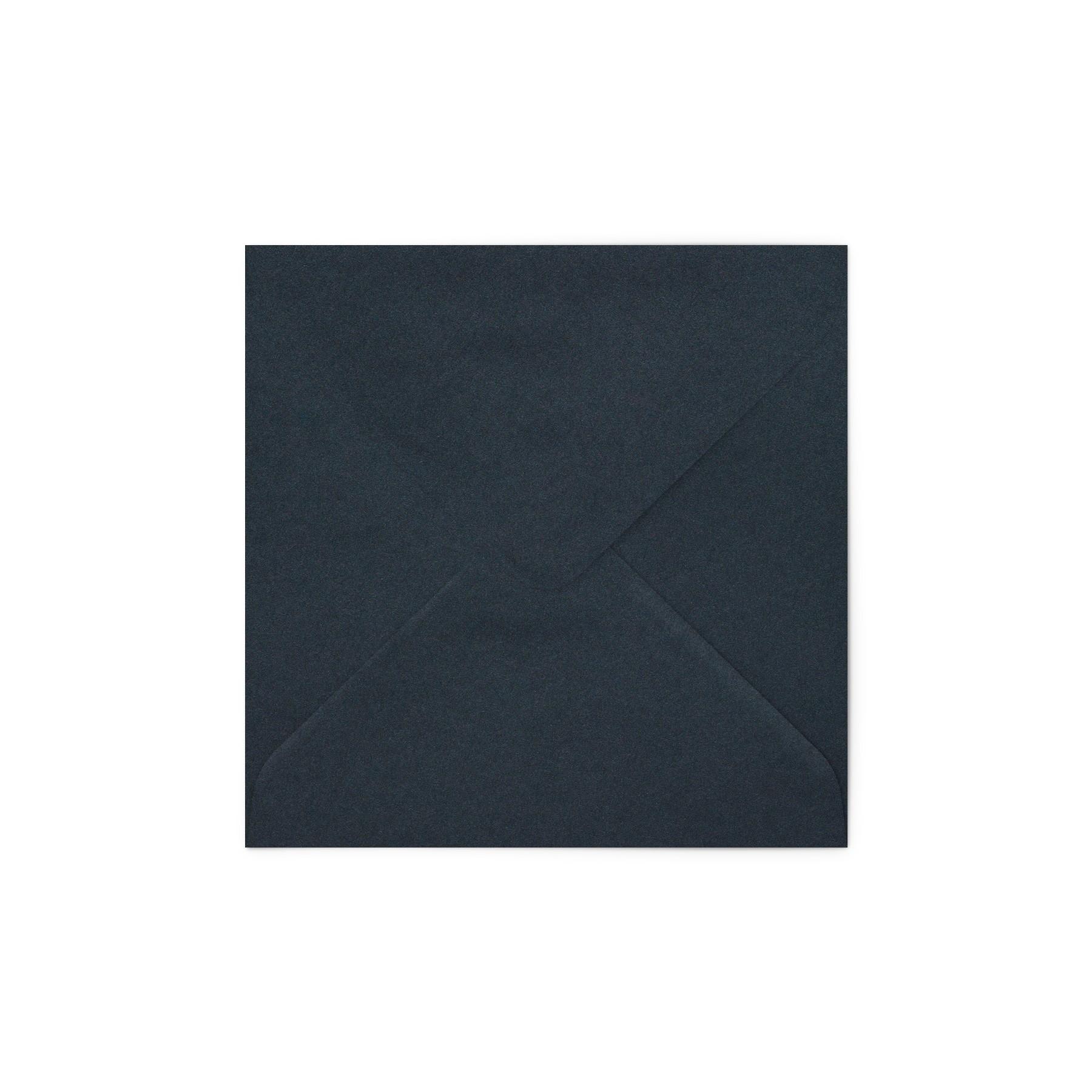 Plic patrat Navy Blue Mat