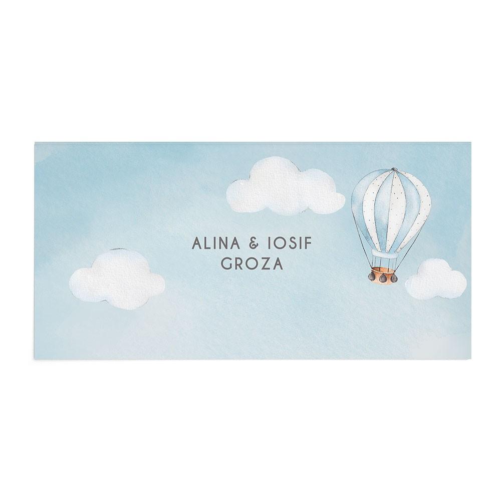 Plic de bani Hot Air Balloon