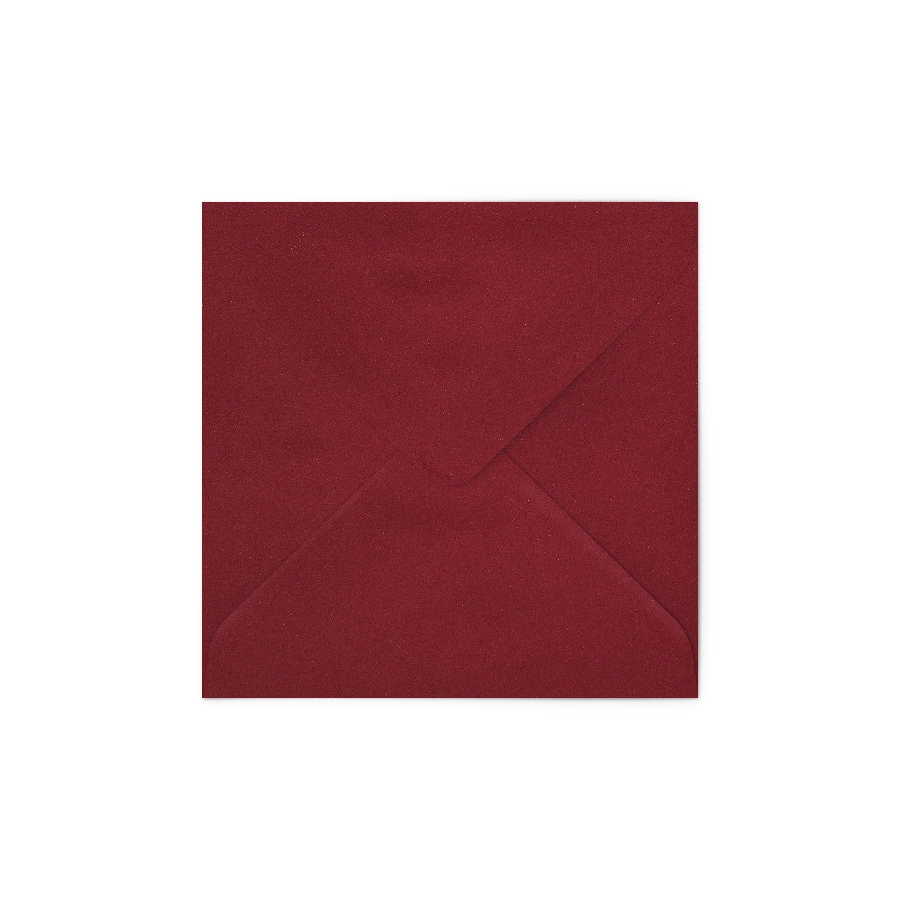 Plic patrat Red Lacquer Sidefat