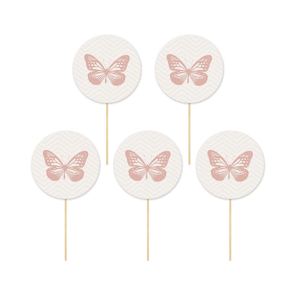 Topper Butterfly Love