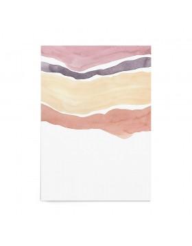 Art Print Desert Sky