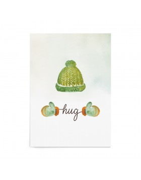 Art Print Hug