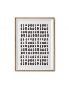 Art Print Little Pebbles