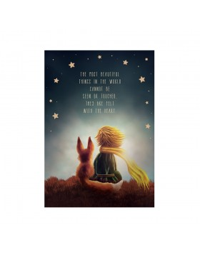 Poster Art Print Little Prince