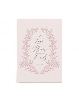 Poster Art Print Love Rhapsody