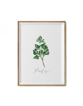 Art Print Parsley