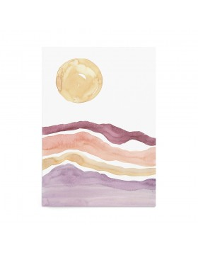 Art Print Quartz Desert