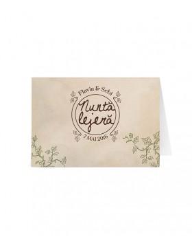 Eticheta Nunta Lejera