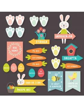 Pachet Activitati Paste Easter Hunt Pack