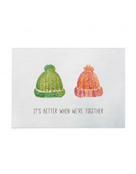 Felicitare Valentine's Better Together