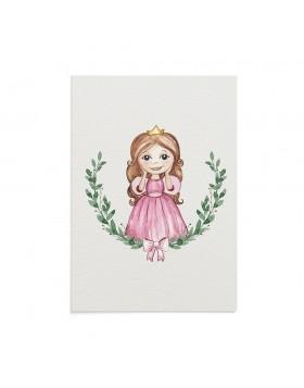 Felicitare Copii Little Princess Bella