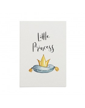 Felicitare Copii Little Princess' Crown