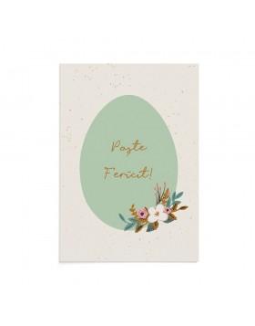 Felicitare Easter Egg