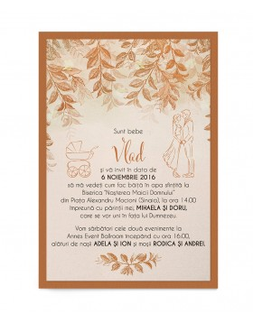 Invitatie Autumn Love