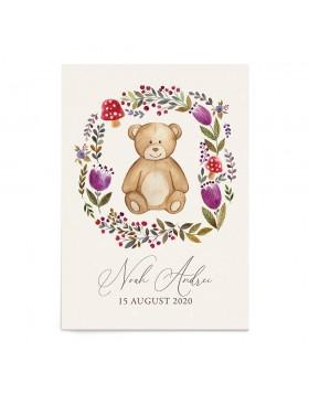 Invitatie Sweet Teddy