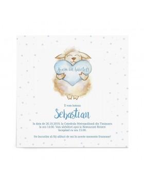 Invitatie Joyful Sheep