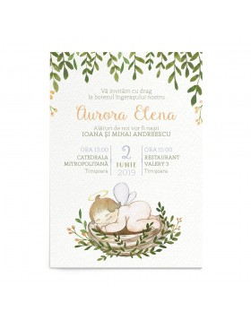 Invitatie Little Angel