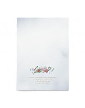 Invitatie Sweet Monogram